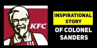 Colonel Sanders story