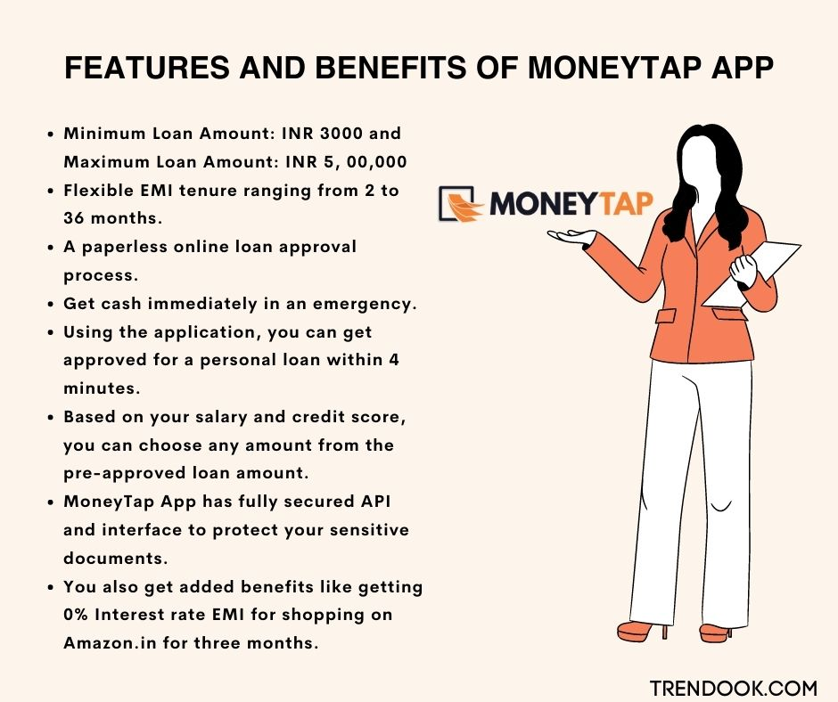 Instant loan apps in India from kreditbee
