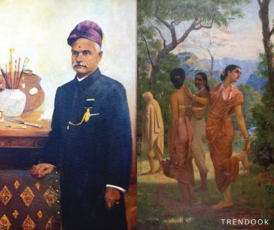 Famous Painter in India